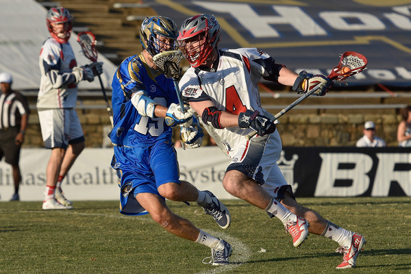 Boston Cannons v Charlotte Hounds