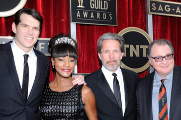 Kevin Dunn Sufe Bradshaw 20th Annual Screen Actors Guild Awards - Red Carpet