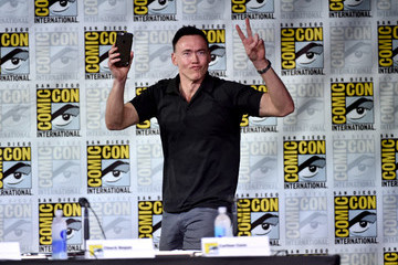 """Kevin Durand Comic-Con International 2016 - """"The Strain"""" Screening And Q&A"""