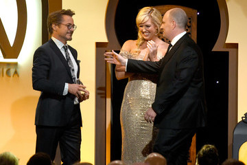 Kevin Feige 30th Annual Producers Guild Awards - Inside