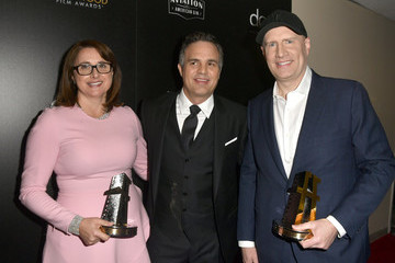 Kevin Feige 23rd Annual Hollywood Film Awards - Press Room