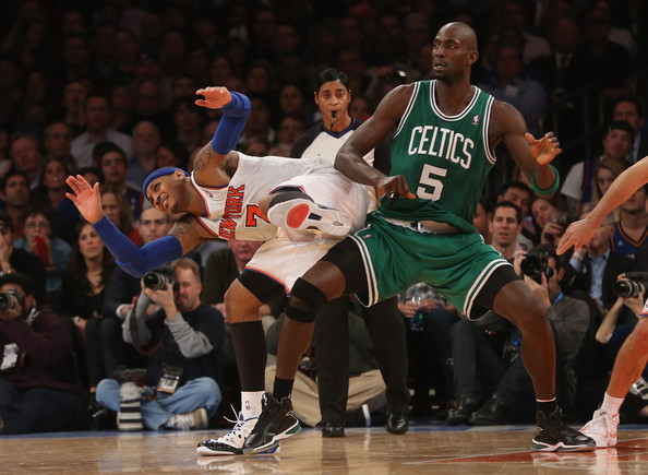 Kevin Garnett - Boston Celtics