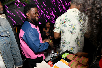 Kevin Hart McDonald's Celebrates The Big Game Weekend with Bootsy Bellows and Post Malone