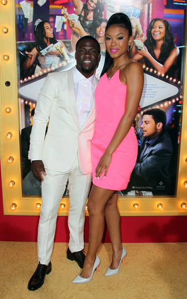 Kevin Hart and Eniko Parrish Photos Photos - 'Think Like a ...