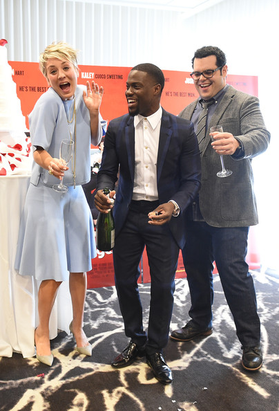 The Wedding Ringer.Kevin Hart And Josh Gad Photos Photos The Wedding Ringer Photo