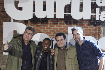 Kevin Hart Josh Gad 'The Wedding Ringer' Photo Call in Madrid — Part 2
