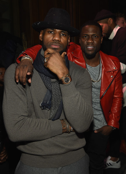 012b9a75920 Kevin Hart and LeBron James Photos Photos - GQ and LeBron James ...