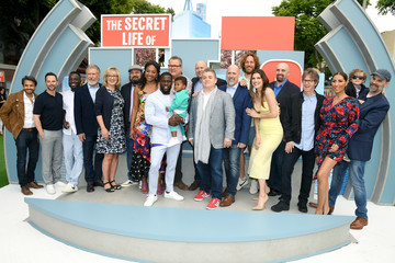 Kevin Hart Tiffany Haddish Premiere Of Universal Pictures' 'The Secret Life Of Pets 2' - Red Carpet