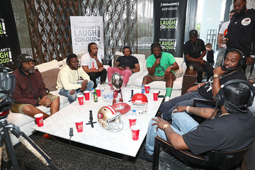 Kevin Hart Kevin Hart And The Plastic Cup Boyz Hosts A Special Edition Of SiriusXM's Straight From The Hart Live From The W Hotel South Beach In Miami