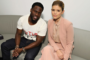 Kevin Hart Selena Gomez Visits 'The Morning Mash Up' On SiriusXM Hits 1 Channel