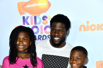 Kevin Hart Nickelodeon's 2017 Kids' Choice Awards - Arrivals