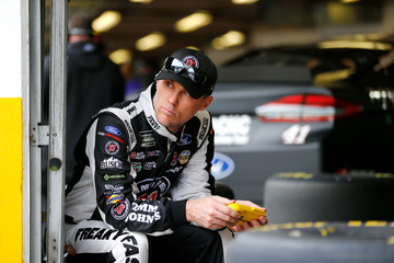 Kevin Harvick Daytona International Speedway - Day 2