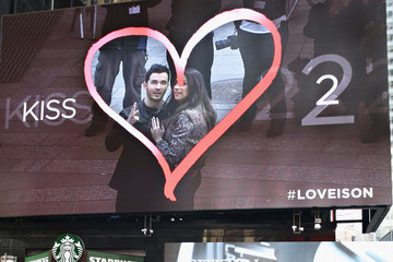 Kevin Jonas REVLON Kicks Off National Lover's Day With Kevin And Danielle Jonas At The Revlon LOVE IS ON Pop-up Shop