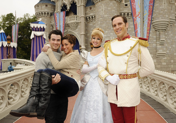 Kevin Jonas In this handout image provided by Disney, to celebrate their first wedding anniversary, Kevin Jonas of the pop trio