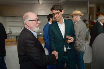 Kevin Kelly VIP Dinner For WIRED's 25th Anniversary, Hosted By Nicholas Thompson And Anna Wintour