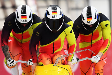 Kevin Kuske Bobsleigh - Winter Olympics Day 15