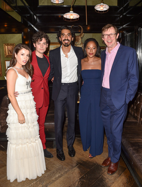 'The Personal History Of David Copperfield' World Premiere Party Hosted By CÎROC Vodka
