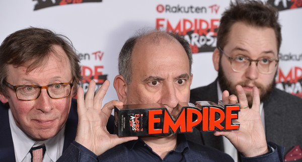 Rakuten TV EMPIRE Awards 2018 - Winners Room