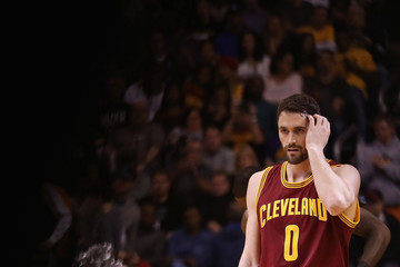 Kevin Love Cleveland Cavaliers v Phoenix Suns