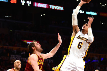 Kevin Love Cleveland Cavaliers v Los Angeles Lakers