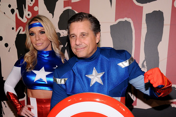 Kevin Mazur Moto X Presents Heidi Klum's 15th Annual Halloween Party Sponsored By SVEDKA Vodka At TAO Downtown - Arrivals
