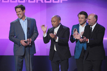 Kevin O'Leary Robert Herjavec The American Music Awards Show