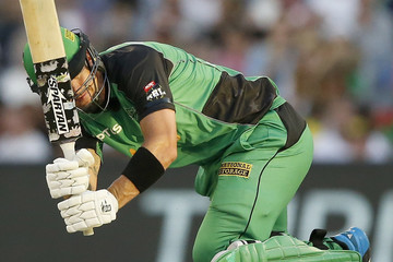 Kevin Pietersen Big Bash League - Stars v Sixers