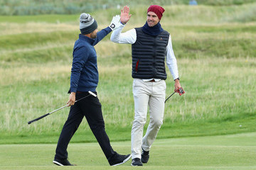 Kevin Pietersen Alfred Dunhill Links Championship - Previews