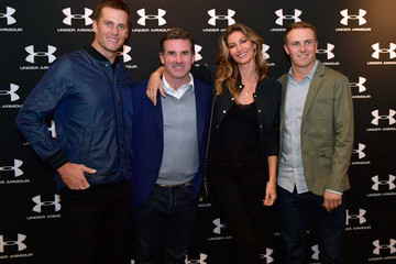 Kevin Plank Under Armour Boston Brand House Opening Celebration