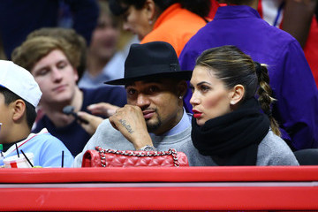 Kevin-Prince Boateng Golden State Warriors v Los Angeles Clippers