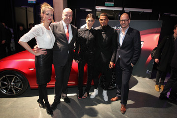 Kevin-Prince Boateng InTouch Awards 2014