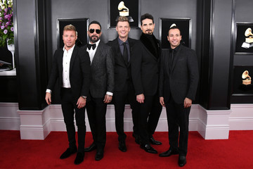 Kevin Richardson 61st Annual Grammy Awards - Arrivals