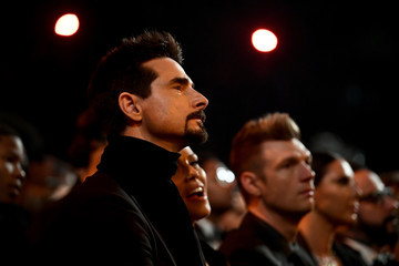 Kevin Richardson 61st Annual Grammy Awards - Inside