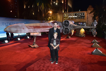 Kevin Richardson The World Premiere of 'Rogue One: A Star Wars Story'