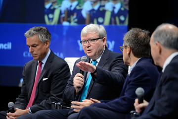 Kevin Rudd 2015 Concordia Summit - Day 2