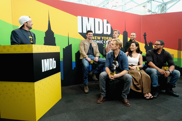 Kevin Smith IMDb At New York Comic Con – Day 1
