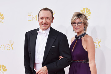 Kevin Spacey Arrivals at the 66th Annual Primetime Emmy Awards — Part 2