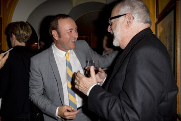 Kevin Spacey The Old Vic's Clarence Darrow Final Night Gala