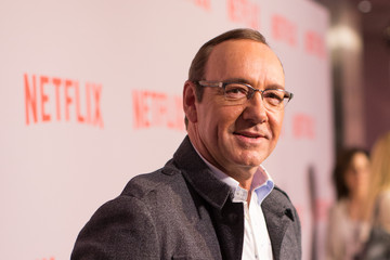 Kevin Spacey Netflix's 'House Of Cards' Q&A Screening Event - Red Carpet