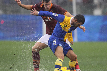 Kevin Strootman AS Roma v Parma FC - Serie A