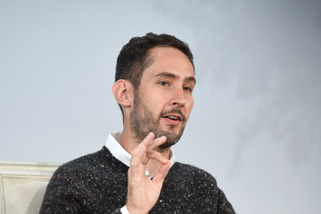 Kevin Systrom Vogue's Forces of Fashion Conference