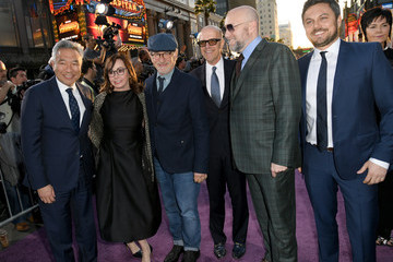 Kevin Tsujihara Premiere Of Warner Bros. Pictures' 'Ready Player One' - Red Carpet