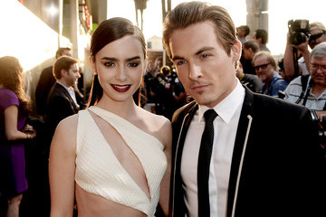 Kevin Zegers Lily Collins 'The Mortal Instruments: City of Bones' Premieres in Hollywood — Part 2
