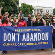 Keya Chatterjee Washington DC: Broad Coalition Urges Biden Not To Compromise On Climate, Care, Jobs, And Justice