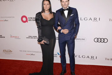 Keytt Lundqvist Elton John AIDS Foundation's 15th Annual An Enduring Vison Benefit at Cipriani Wall Street
