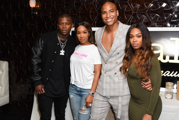 Buttah Skincare Launch Hosted By Lauren London