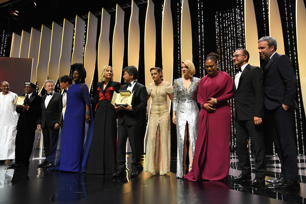 Closing Ceremony - The 71st Annual Cannes Film Festival
