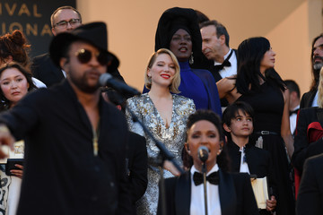 Khadja Nin Sting Performs To Close The 71st Annual Cannes Film Festival