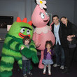 Jennifer Savage Kia Presents Yo Gabba Gabba! Live! There's A Party In My City! At NOKIA L.A. LIVE - Backstage - Day 1