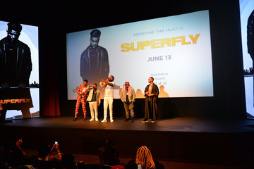 Kia Shine Special Screening Of 'Superfly'